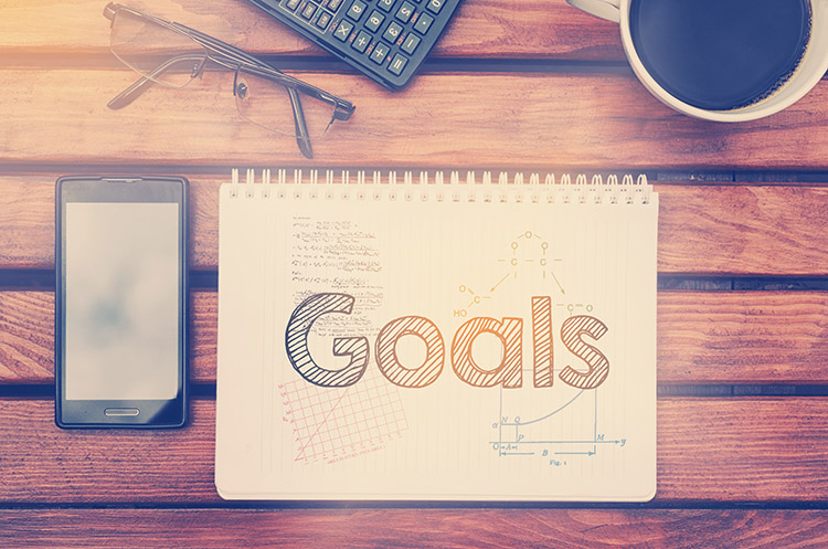 تعیین اهداف مناسب