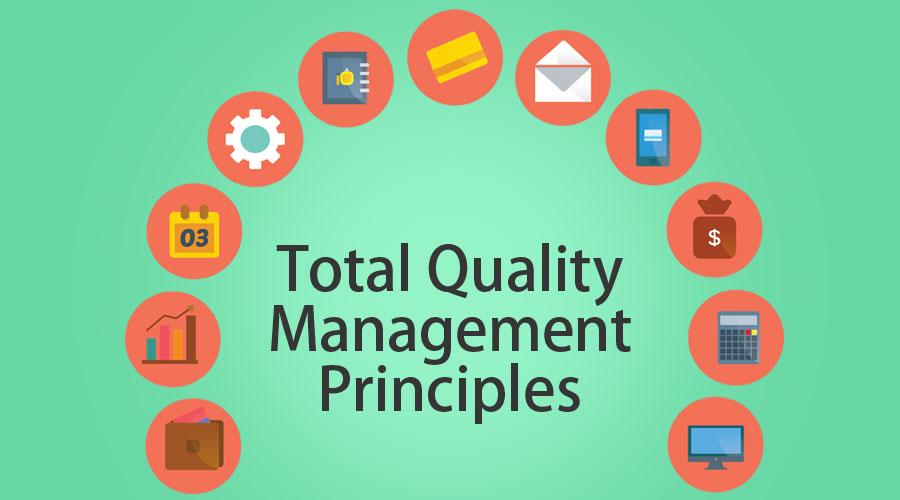 TQM چیست و ۷ اصول آن کدام است؟