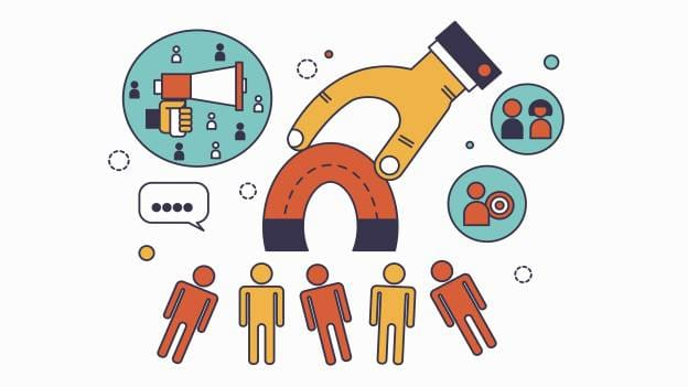 استراتژی مردمی در کنار مدیریت استعداد شما را به هدف میرساند