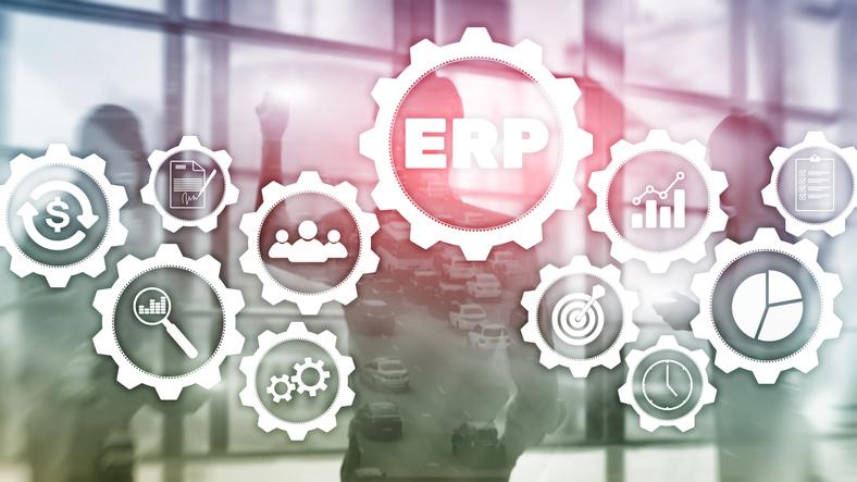 طرح استقرار نرم افزار مدیریت منابع سازمانی (ERP)