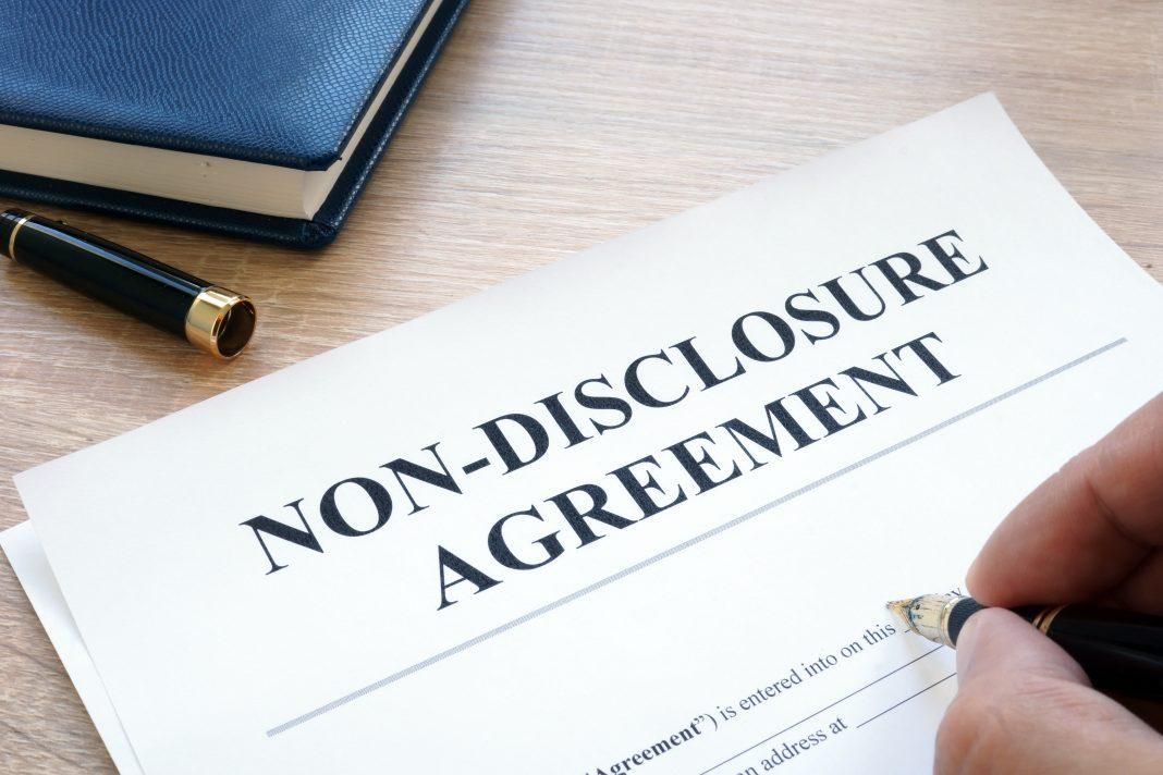 تعهد حفظ محرمانگی اطلاعات (عدم افشای اسرار تجاری) NDA