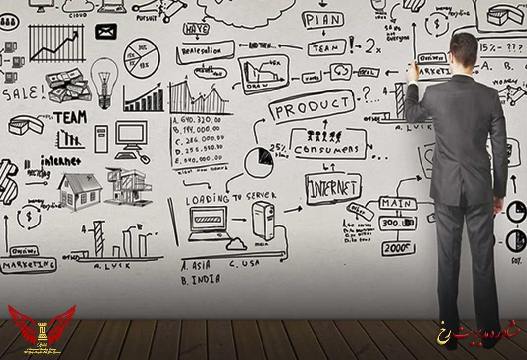 یک مشاور مدیریت روزمره چه کارهایی انجام می دهد؟